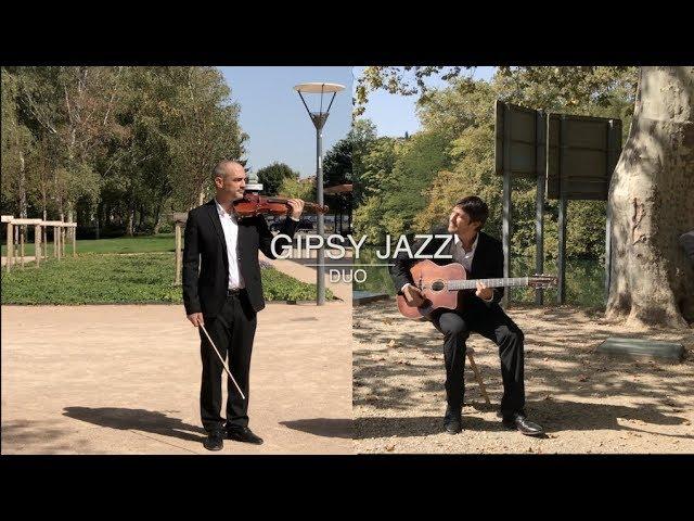 Gipsy Jazz Duo - Oriental Shuffle (D.Reinhardt)