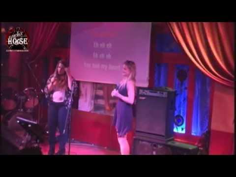 Ghost Karaoke 5 8 16 7