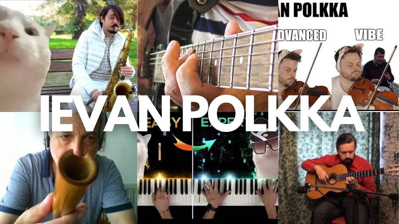 Who Played It Better: Ievan Polkka - Loituma