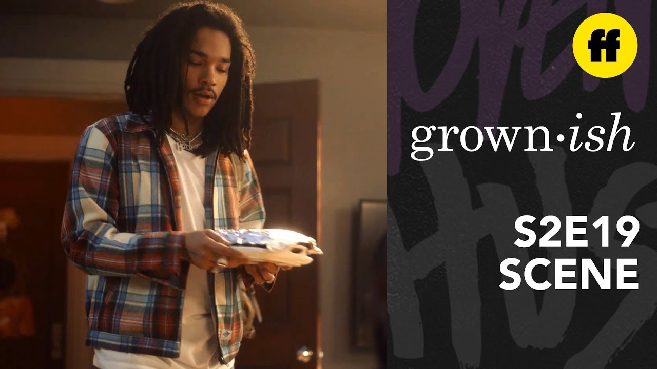 Download grown-ish Season 2, Episode 19   Luca Gives Aaron a Gift   Freeform