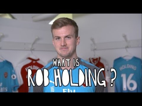 WHAT IS ROB 'HOLDING'?