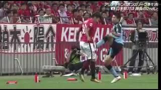 川崎F・車屋紳太郎、レッドで退場!!2017年9月13日