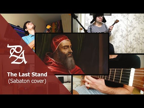 Project Ayano - The Last Stand (Sabaton Cover)