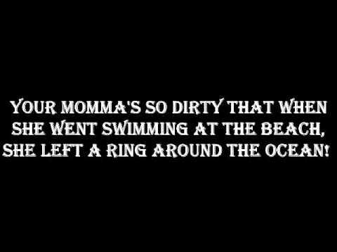 your mama so nasty jokes