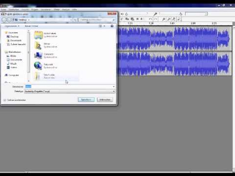 aup to mp3 converter