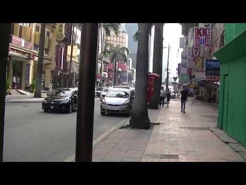 9am Walk from Starhill Bukit Bintang to KLCC, Nikon, FULL VIDEO, Part 1/2