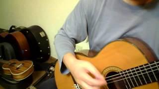 クラシックギタートレモロ奏法解説Kギタースクール辻林圭