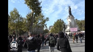 "Video ""Ni dieu, ni Maître, ni Mélenchon"" - manif des insoumis à Paris  23/09/17 download MP3, 3GP, MP4, WEBM, AVI, FLV Oktober 2017"