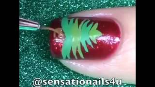 прикольные ногти маникюр