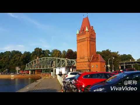 Lubeck city tour on rive side, Germany p1