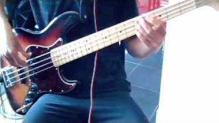 The Meters - Look-Ka Py Py - Bass Cover