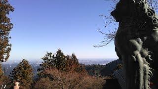 バリエーションルートで御岳山