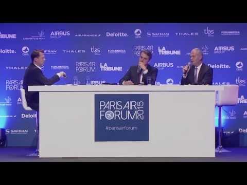 Paris Air Forum 2015 - Les clés du futur Yalta du transport aérien