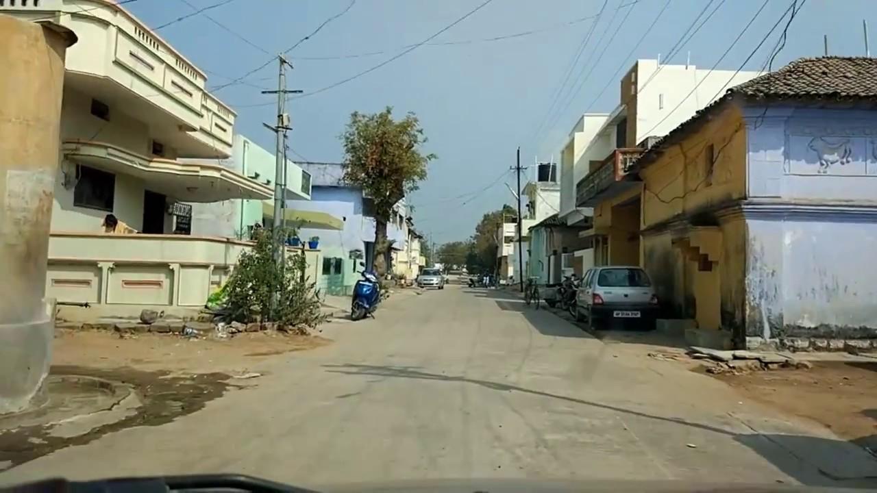 Download ANKAPUR TELAGANA MODEL VILLAGE in india    Ankapur village Nizamabad Telangana