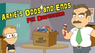Arties Odds and Ends - Pez Dispensers
