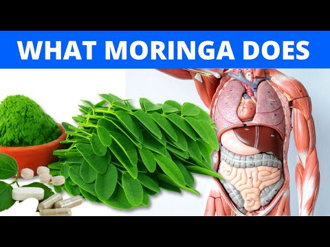 The Shocking Truth About Moringa -- Moringa: Health Benefits