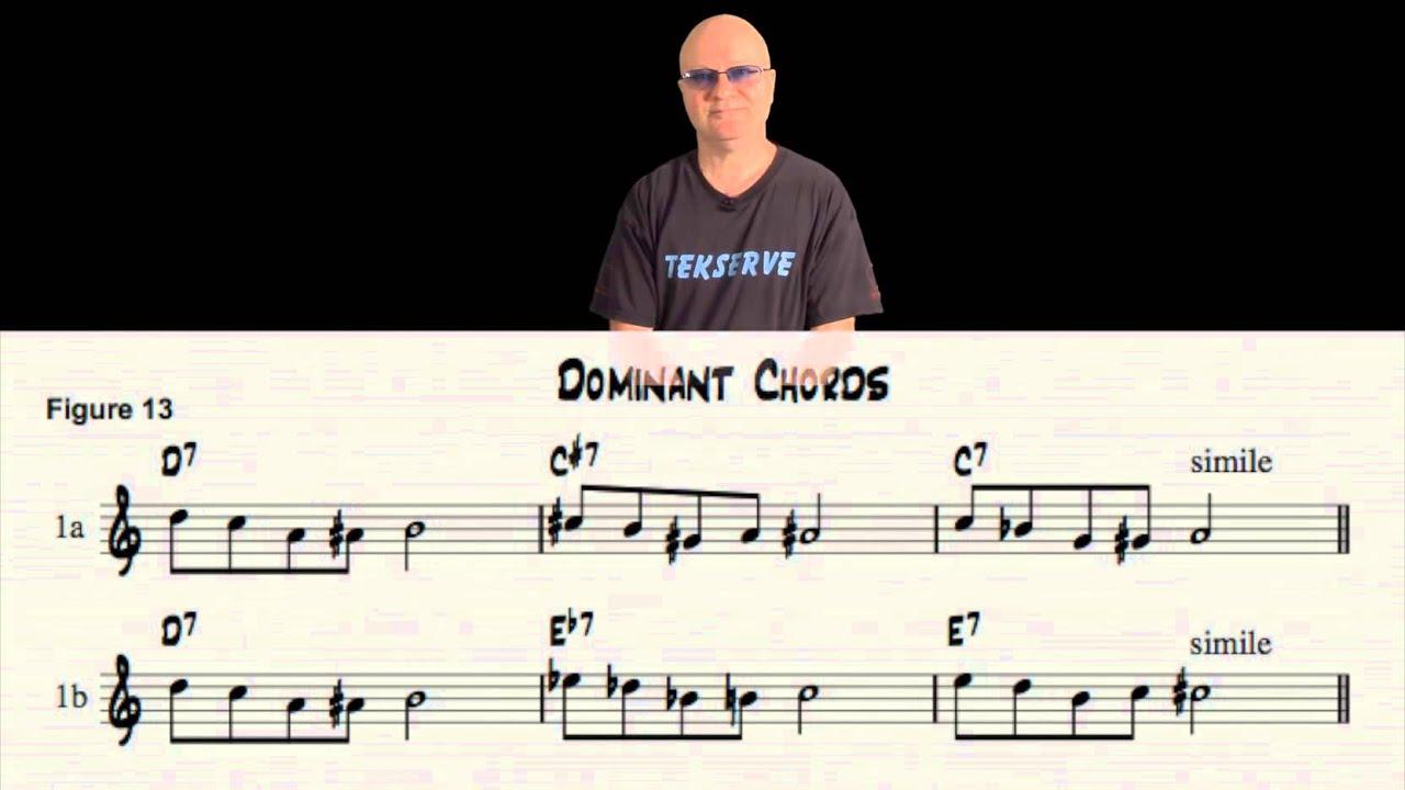 Practicing Dominant Scales & Arpeggios - Intermediate Lesson