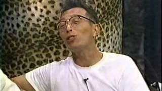 92年 EXTV出演 所ジョージ氏の、いろんな趣味を紹介 ライトニング創...