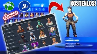 FORTNITE SKIN CHANGER FOR PS4/XBOX/NINTENDO!