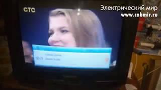 цифровая приставка sky vision 2204 подключение к телевизору инструкция