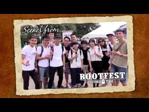 Scenes from Bootfest: Visitors from Taiwan