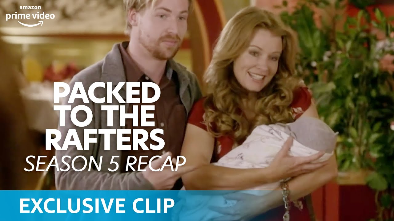 Download Packed to the Rafters Season 5 Recap   Amazon Exclusive