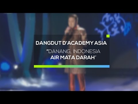 Danang, Indonesia - Air Mata Darah (D�emy Asia 10 Besar Group B Result Show)