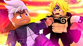 ROBLOX: Deadly Sins Online-turn of the DEMON RACE! Ine