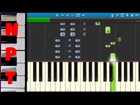 5 Seconds of Summer - Jet Black Heart - Piano Tutorial - How to play Jet Black Heart