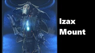 Izax Mount Wings of the Dragon-SWTOR