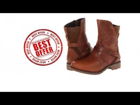 Teva De La Vina Low Bison Boot Best Price Online Deal