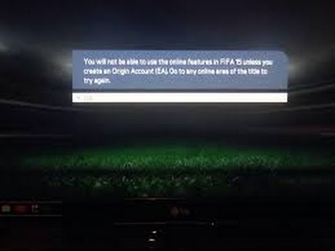 How to fix FIFA 15 UNABLE TO CONNECT TO EA SERVERS - YouTube