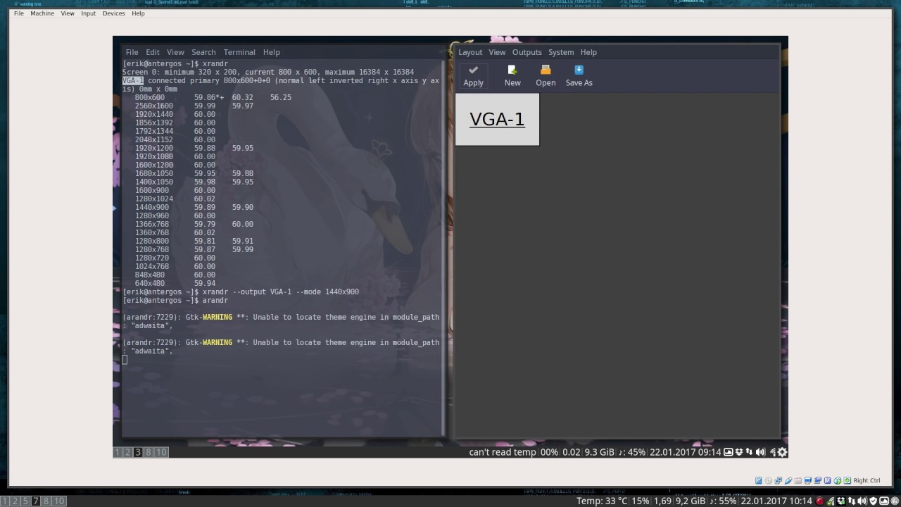 How to install i3 on Antergos | ERiK DuBoiS
