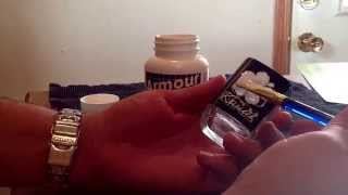 How to get better results with Armour Etch Glass Etching Cream / Etching with Cricut explore