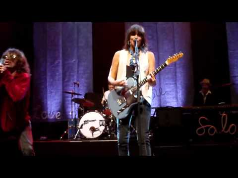 CHRISSIE HYNDE Live @ ROYAL FESTIVAL HALL...