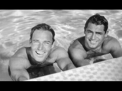 A Love Affair - Cary Grant and Randolph Scott
