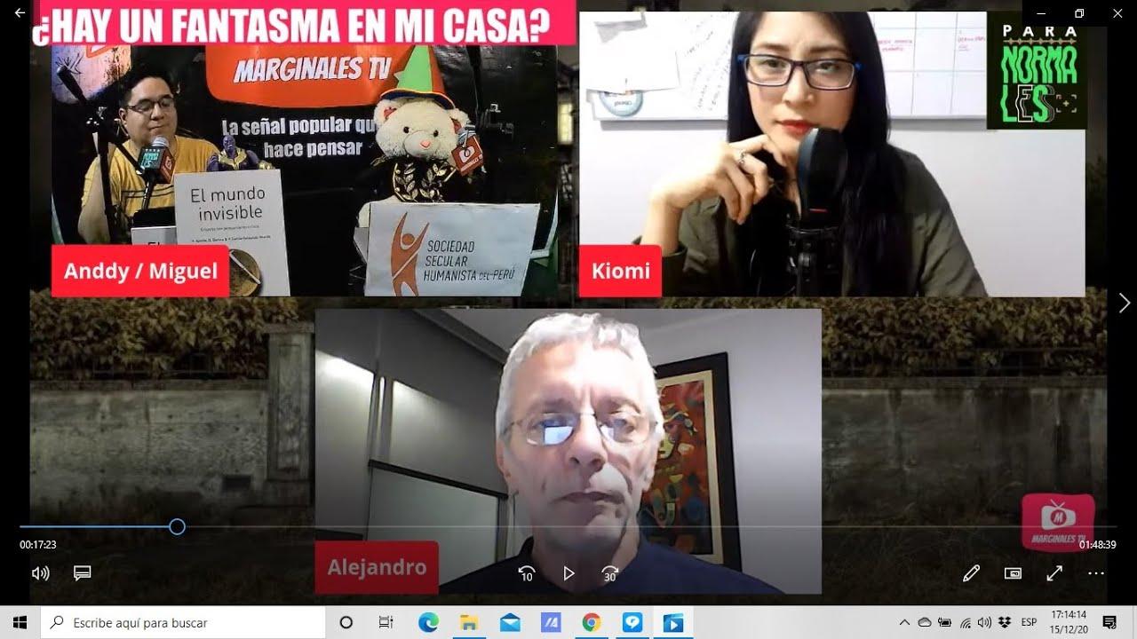 Alejandro Borgo - PARA NORMALES EPISODIO 128 ¿HAY UN FANTASMA EN MI CASA?