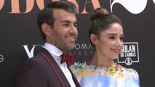 Daniel Muriel, más feliz que nunca, junto a Candela Serrat