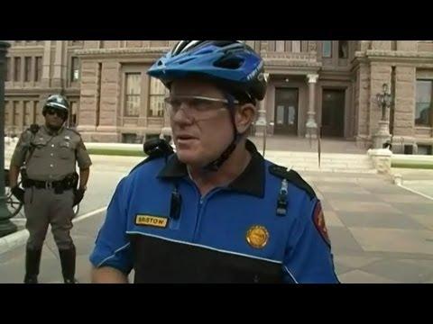 Corrupt Texas Cops Make Up Laws
