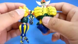 鋼鉄ジーグ(新型)で遊んでみました!磁石の保持力もバッチリです!! 製品情報はこちら:http://evolution-toy.com/da/03jeeg01.html 11月発売予定!!...