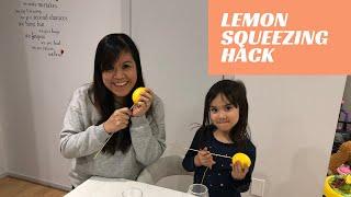 Lemon Squeezing Hack
