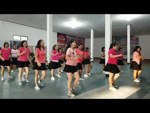 Karena Su Sayang/Line Dance-Beginners/GDC Merauke