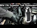 How to Replace BMW E46 Expansion Tank