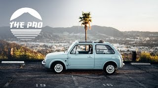 This Nissan Pao Isn't A Sports car, Exotic, Or Pedigree Rich Racer, It's Just Different. thumbnail