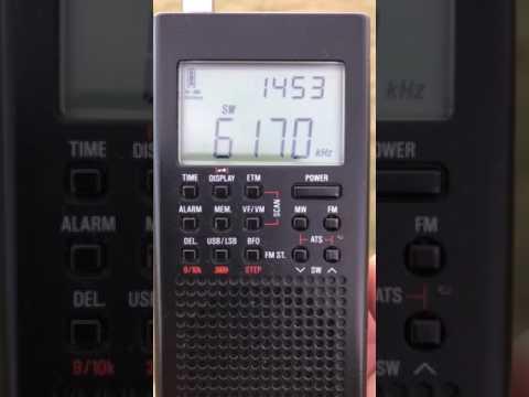 Radio New Zealand - 6170 KHZ