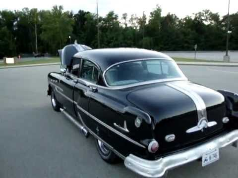1953 Pontiac Chieftain  4  YouTube