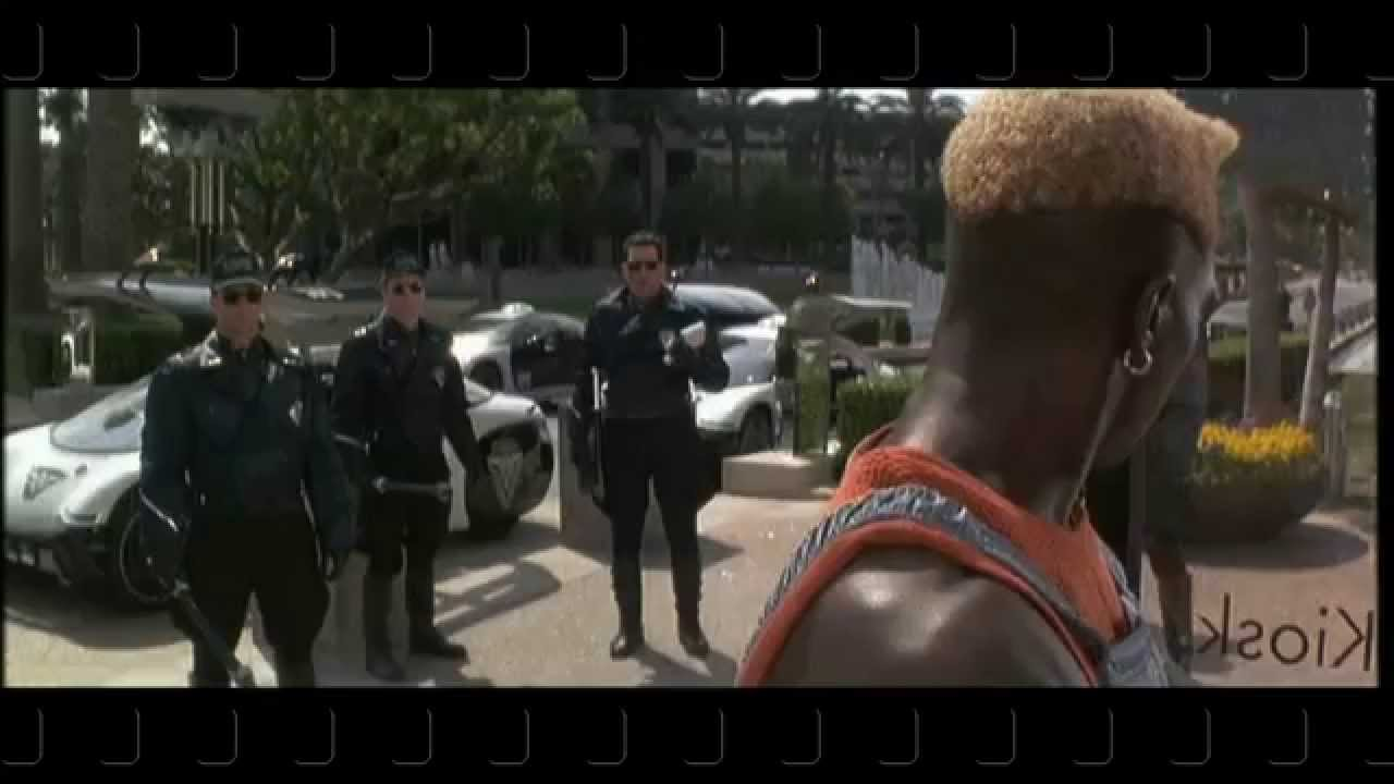 Wesley Snipes Fight Scene Demolition Man German Youtube