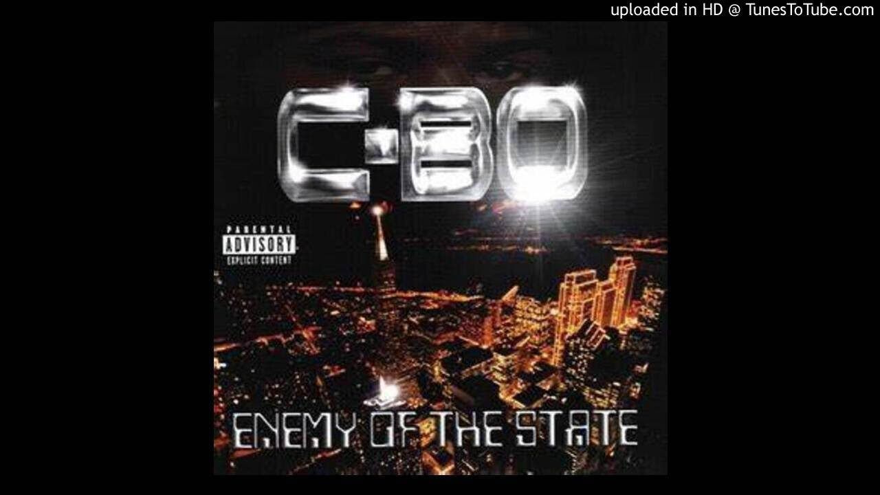 C-BO ft YUKMOUTH - Enemy of the state