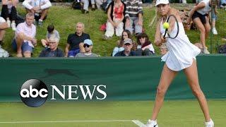 Nike Dress Under Fire at Wimbledon