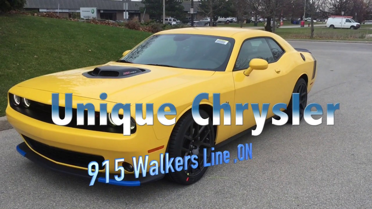 2017 Yellow Jacket Scat Pack Shaker Unique Chrysler Dodge Jeep Ram